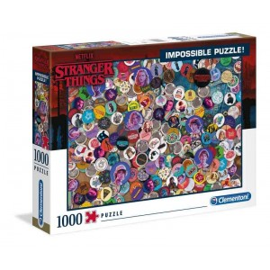 Puzzle Impossible Stranger Things