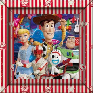 Puzzle Frame me up Toy Story 4