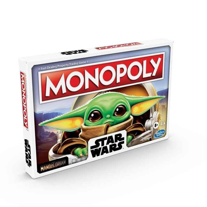 Monopoly The Child Star Wars