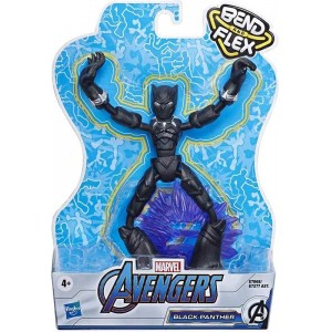 Figura Black Panther Bend and Flex