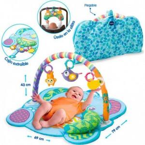 Baby Mantita Multijuegos 3 en 1