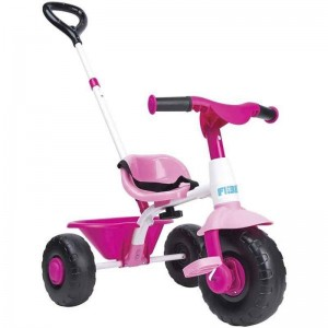 Triciclo Baby Trike Rosa