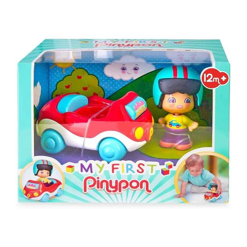 Pinypon My First Happy Vehicles Coche