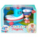 Pinypon My First Happy Vehicles Barco