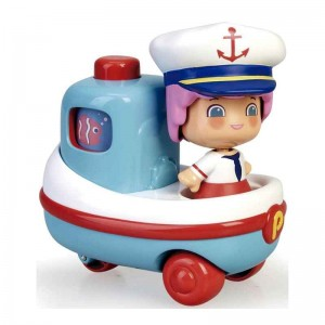 Pinypon My First Happy VehiclesBarco