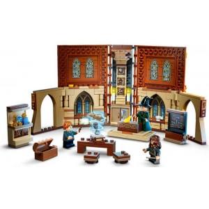 Lego Harry Potter Momento Hogwarts: Clase de Transfiguración
