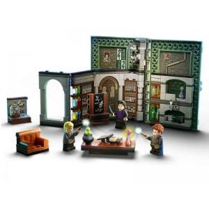Lego Harry Potter Momento Hogwarts: Clase de Pociones