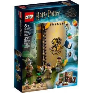 Lego Harry Potter Momento Hogwarts: Clase de Herbología