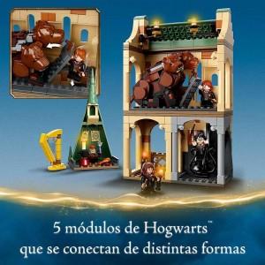 LEGO Harry Potter Hogwarts: Encuentro con Fluffy