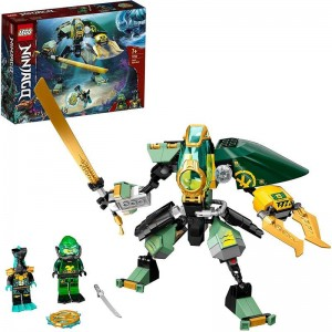 LEGO Ninjago Robot Hidro de Lloyd
