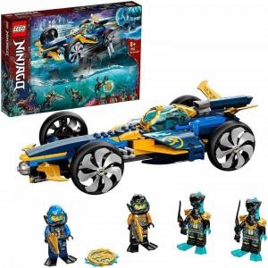 LEGO Ninjago Submarino Anfibio Ninja o Coche