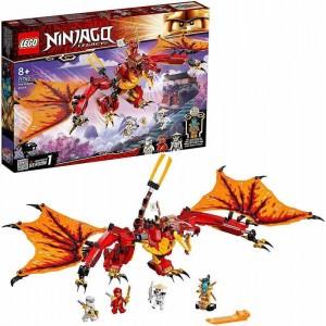 LEGO Ninjago Ataque del Dragón de Fuego