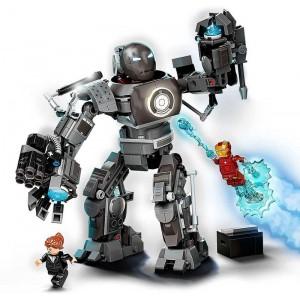 LEGO Súper Héroes Iron Man: Caos de Iron Monger