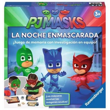 Pj Masks La Noche Enmascarada