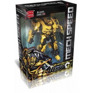 Transformable Mech Speed