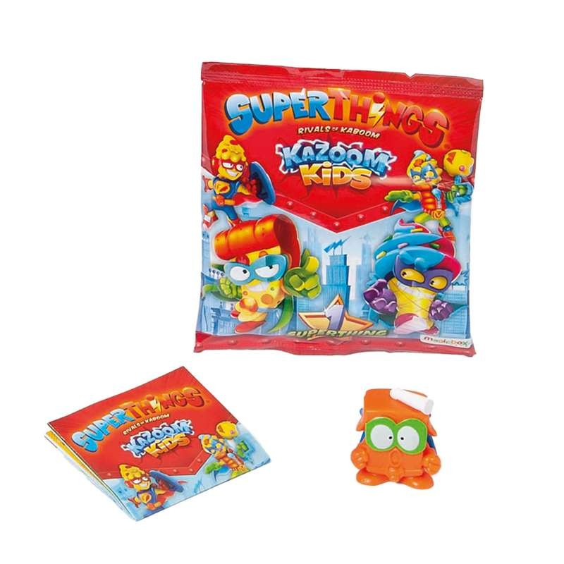 SuperThings Serie 8 Sobre One Pack Kazoom Kids