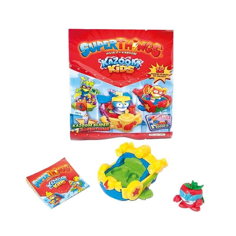 SuperThings Serie 8 Sliders Kazoom Kids