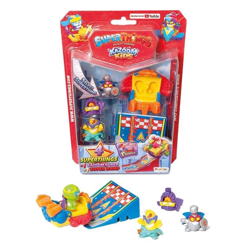SuperThings Serie 8 Blister 4 Kazoom Kids