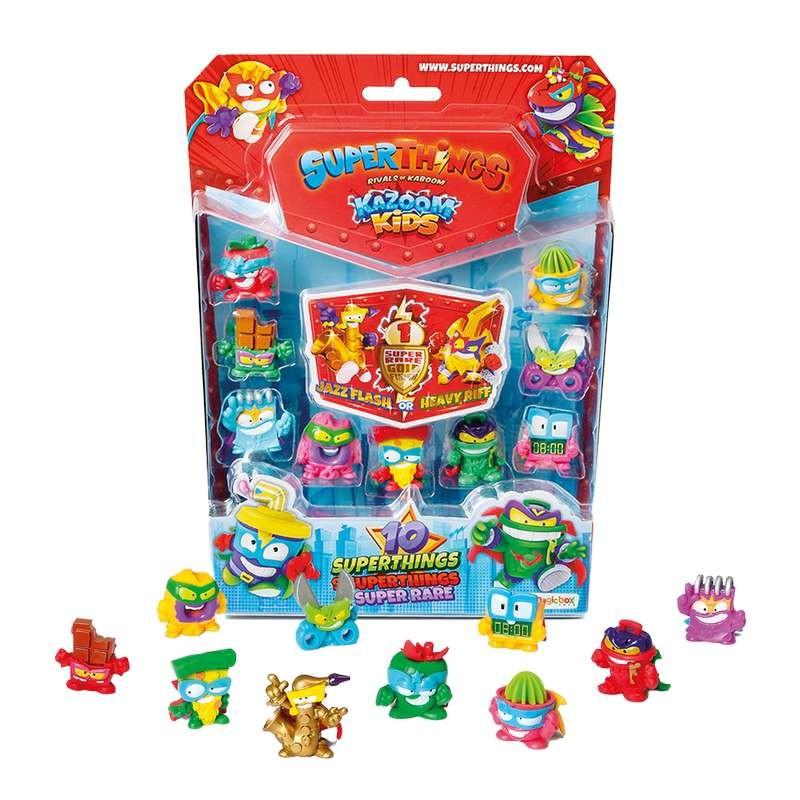 SuperThings Serie 8 Blister 10 Kazoom Kids