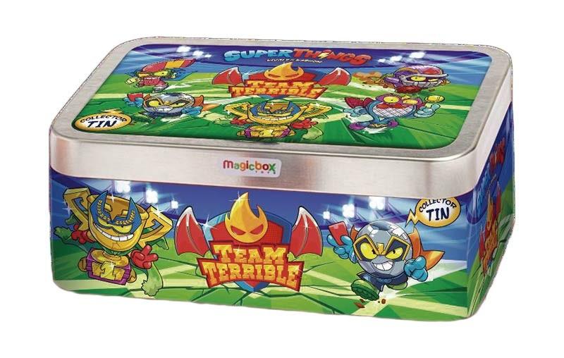 SuperThings Serie 8 Tin Team Terrible