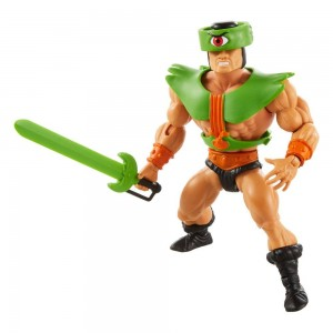 Masters of the Universe: Origins Action Triclops
