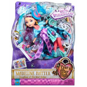 Muñeca Madeline Hatter Ever After High