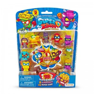 Superzings Blíster Pack 10 Figuras