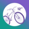 "Bicicletas 12"""