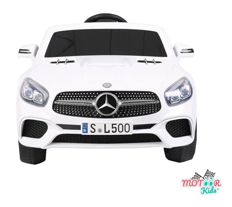 Coche de Batería Mercedes SL500 para niños